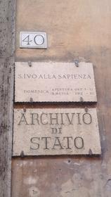 Entrée et horaires des Archives Vatican/Pontificales