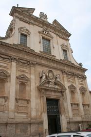 Lecce, eglise del Gesu