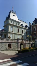 Hôtel de Ville d'Evian (Villa Lumière)