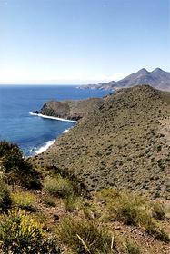 Cabo de Gata La côte