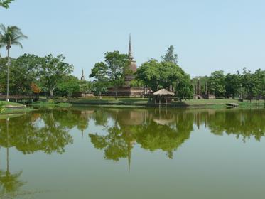 cité royale de sukhothai