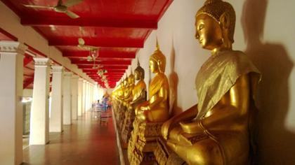 Wat Mahatat of Bangkok