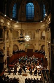 Un concert à l'Oratoire du Louvre