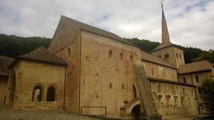 Abbaye de Romainmotier
