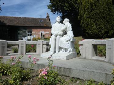 Ste Thérèse et son père