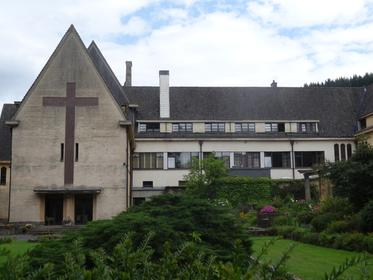Abbaye Notre-Dame-de-Clairefontaine
