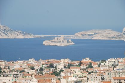 Le Château d'If et les Iles du Frioul