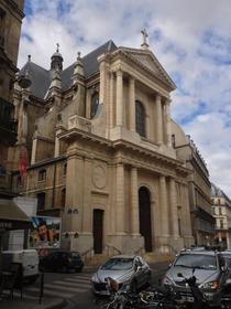 Portail de l'Oratoire du Louvre, 145 rue Saint Honoré
