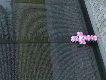 Mémorial des vétérans du Vietnam, Washington