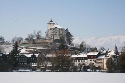 Werdenberg, chateau