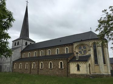 Aldeneik Church