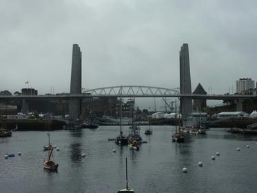Pont de Recouvrance, Brest