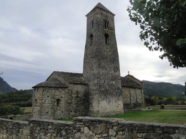 Sant Climent - Coll de Nargo