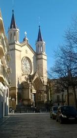 Basilicas of Santa Maria de Vilafranca del Penedès
