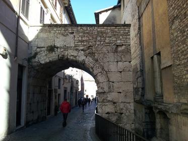 Arco di Druso (Arch of Drusus)