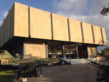 War Museum of Athens (02 Nov 2014)