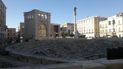 Piazza San Oronzo