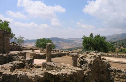 Excavations of (Scavi di Morgantina)