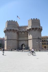 Torres de Serranos, Valence