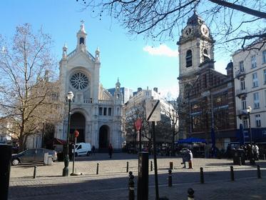 Eglise Sainte-Catherine et sa tour