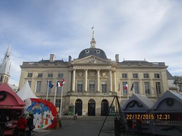 Hôtel de ville de Châlons en Champagne