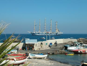 Porticciolo Saja - Centro storico di Giardini Naxos