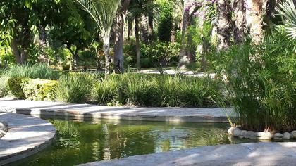 Huerto del Cura gardens