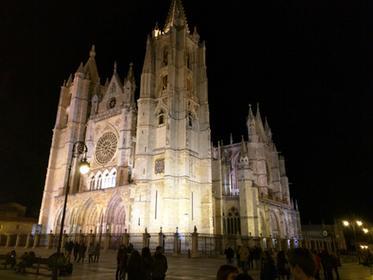 Catedral de León.