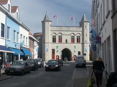 Porte Ste-Croix