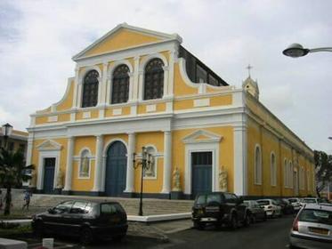 Cathédrale St Pierre et St Paul de Pointe-à-Pitre