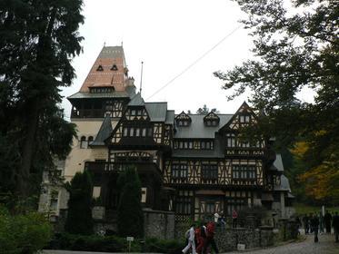Château de Pelisor à Sinaia