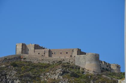 Les remparts aragonais