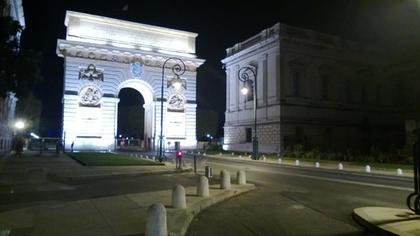 Arc de triomphe Montpelier