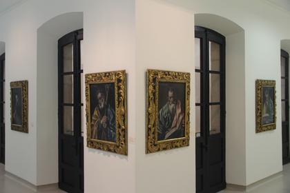 Le Greco: Apostolat (1)