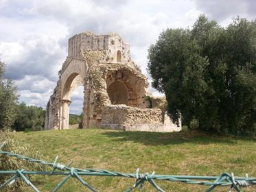 Ruins of San Bruzio