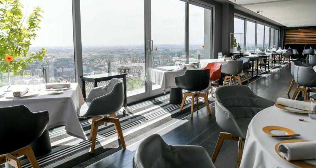 t tedoie lyon un restaurant du guide michelin. Black Bedroom Furniture Sets. Home Design Ideas