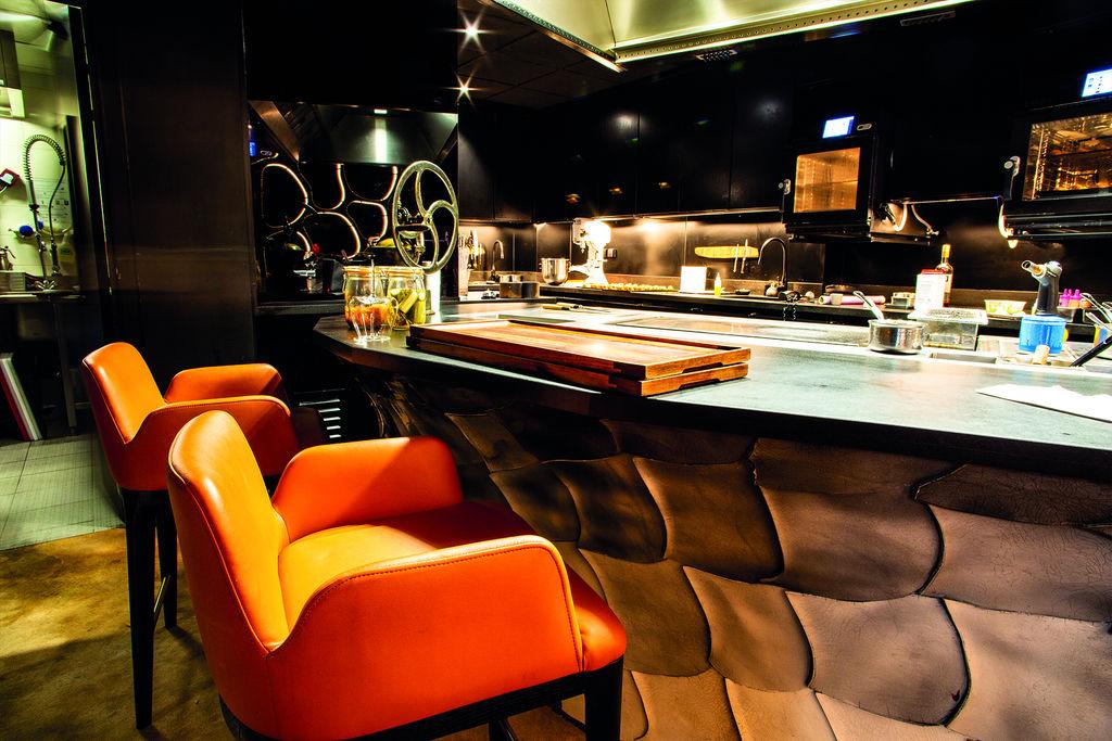 Akrame Paris Un Restaurant Du Guide Michelin