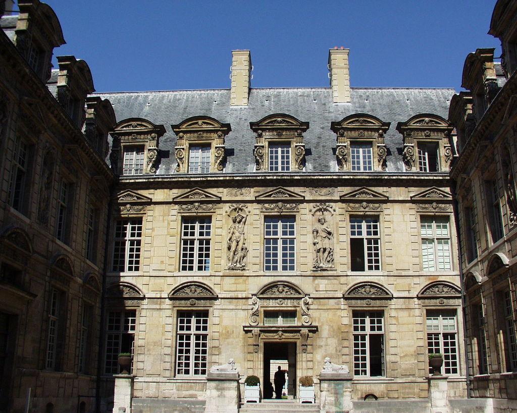 H tel de sully turismo par s viamichelin for Michelin hotel france