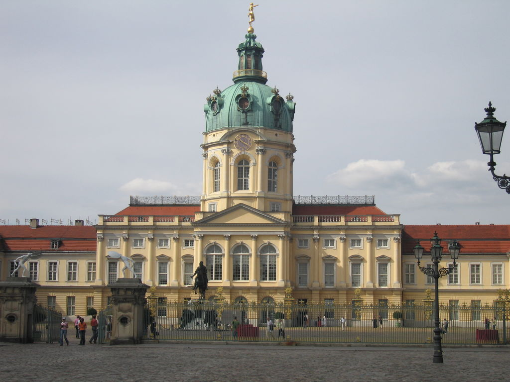 schloss charlottenburg tourismus berlin viamichelin. Black Bedroom Furniture Sets. Home Design Ideas