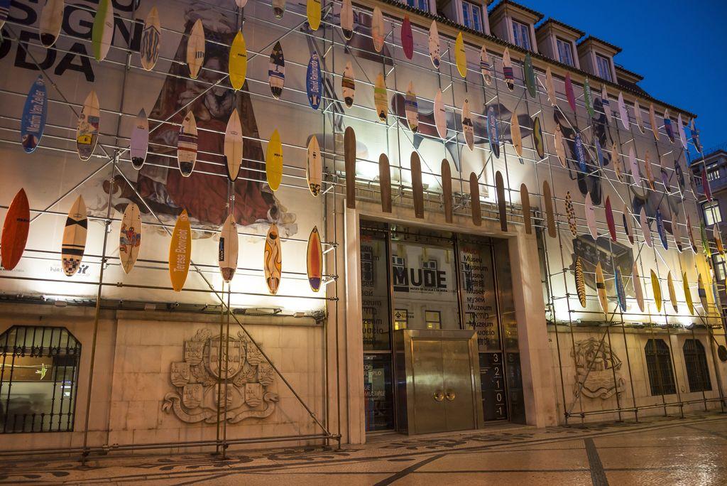 Museo del dise o y de la moda mude turismo lisboa for Hoteles de diseno en portugal