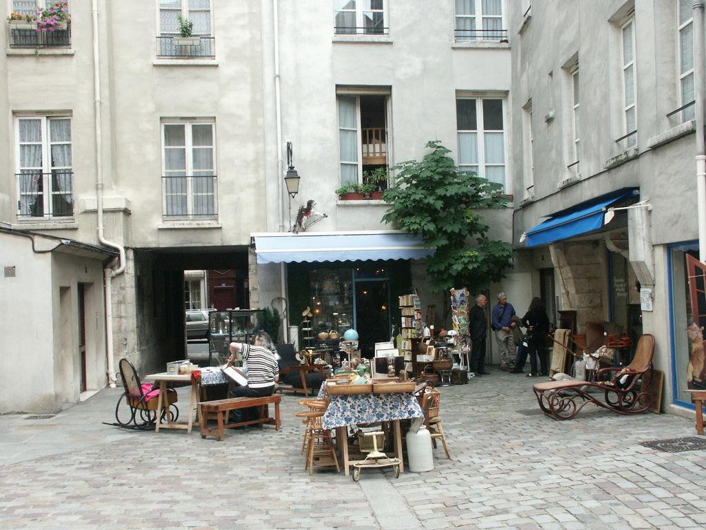 Village st paul tourismus paris viamichelin - Petit jardin hotel san juan saint paul ...