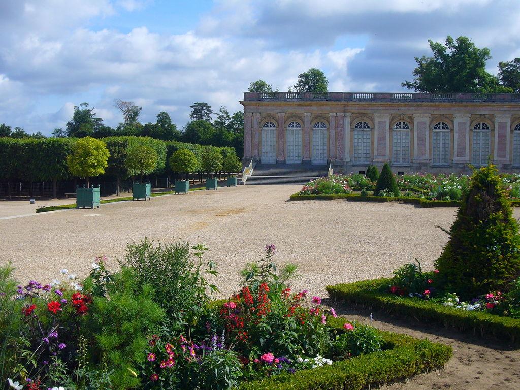 Grand trianon tourisme versailles viamichelin for Tourisme versailles