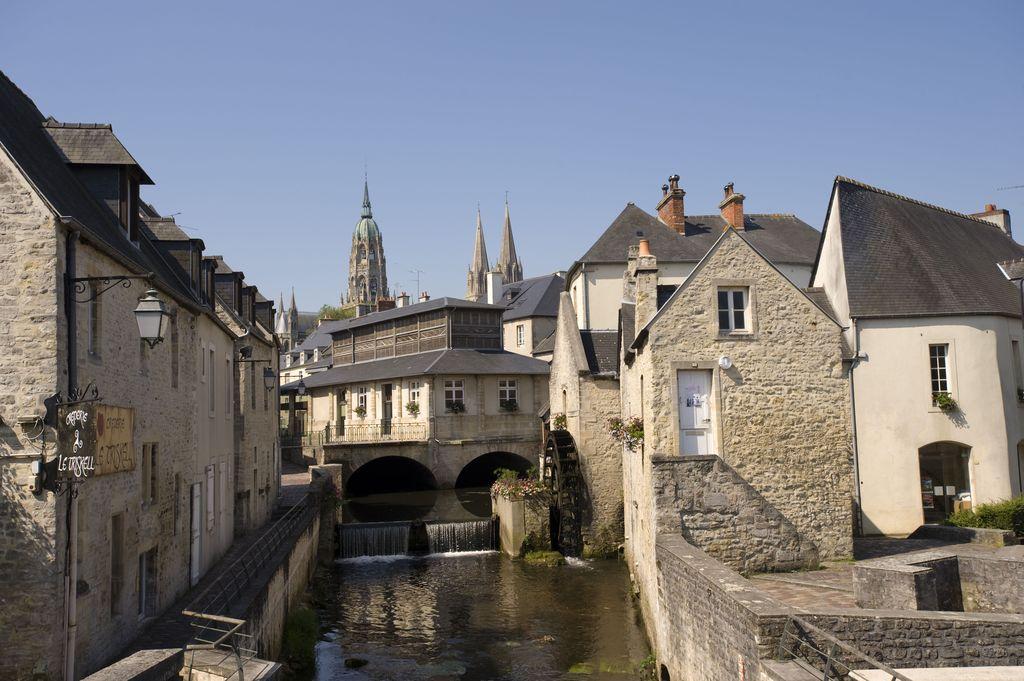 Restaurant Rue St Jean Bayeux