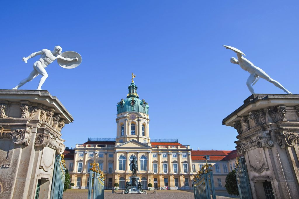 Hoteles En Charlottenburg Berlin