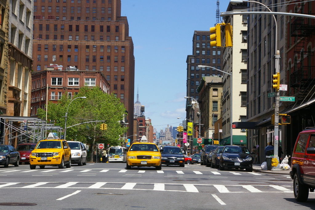 quartiere di tribeca turismo new york viamichelin