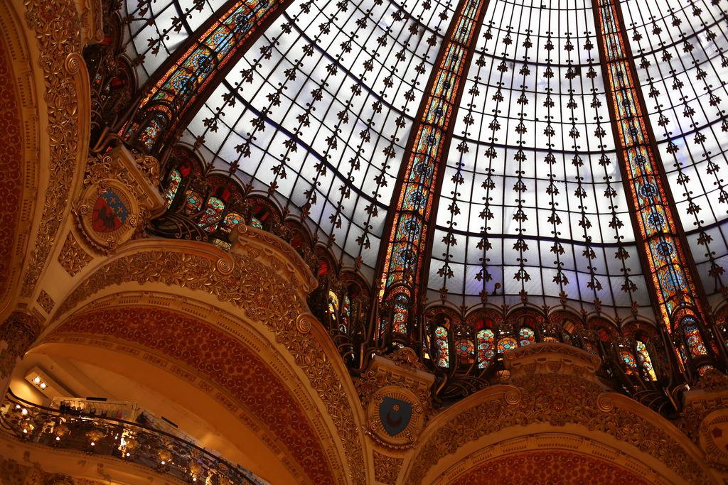 Magazzini Printemps - Turismo Parigi