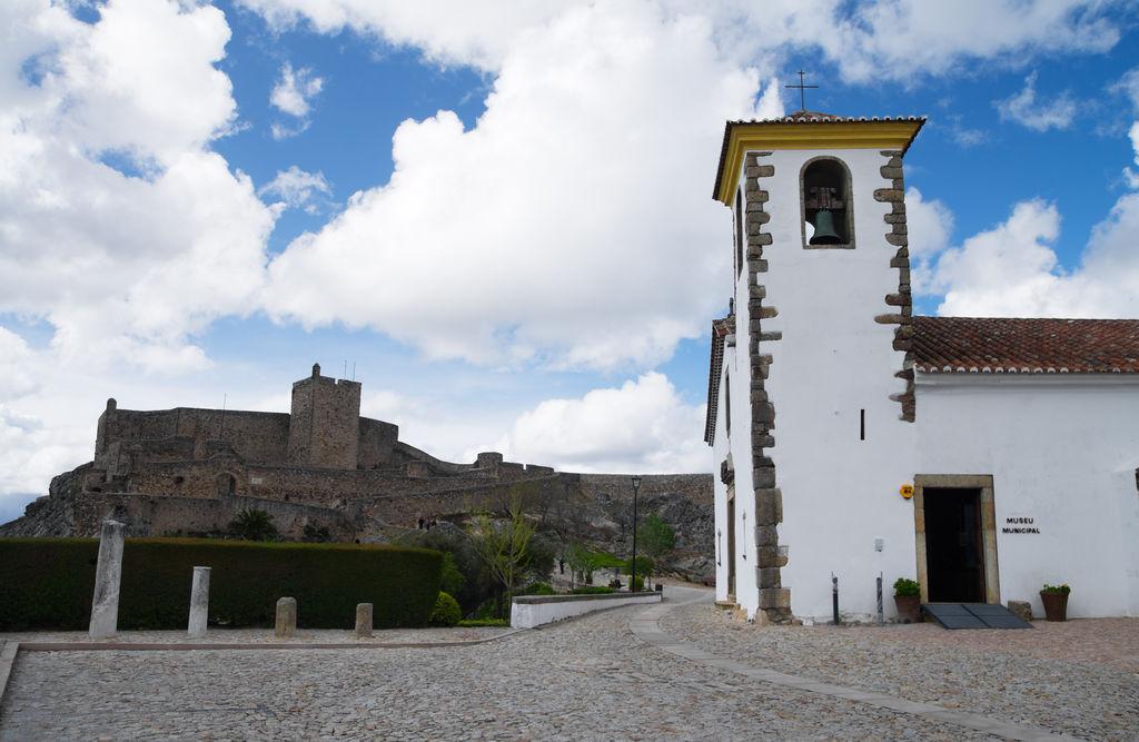 Pousada de marvao valencia de alc ntara reserva tu for Hoteles en valencia de alcantara
