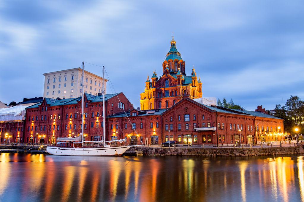 Katajanokka Helsinki Tourism Viamichelin