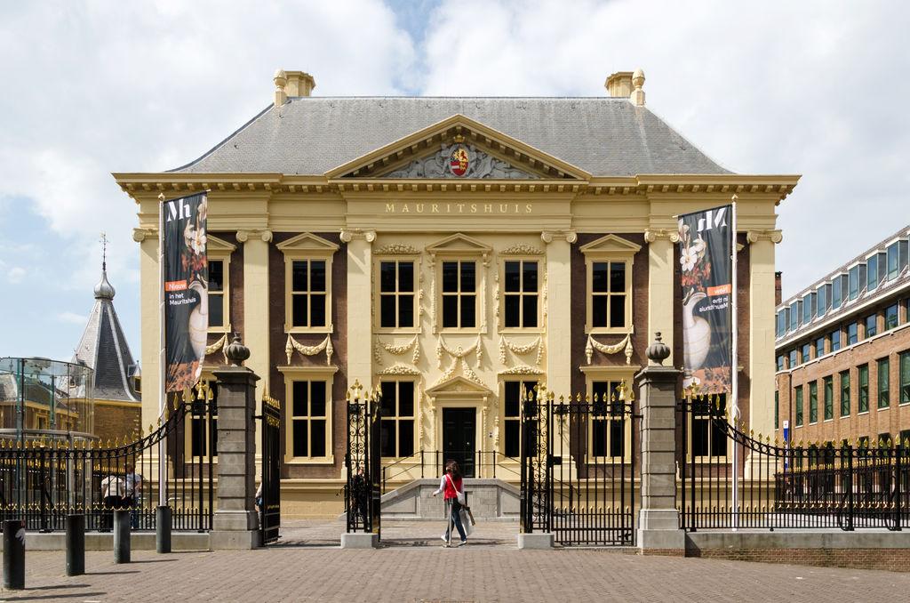 mauritshuis tourismus den hague viamichelin. Black Bedroom Furniture Sets. Home Design Ideas