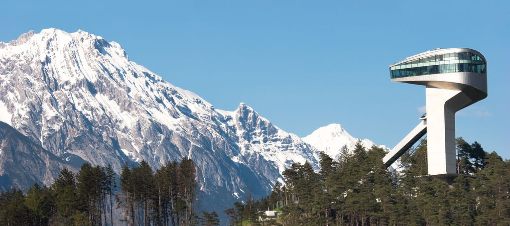 Turystyka Innsbruck Atrakcje Turystyczne Viamichelin